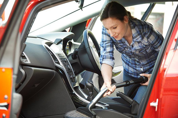 Vacuum your upholstery