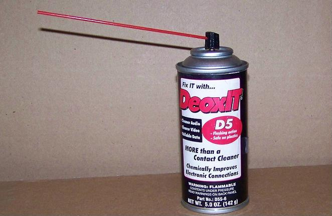 Electrical Cleaner Trick