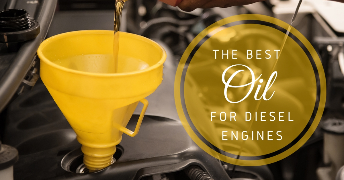 best oil for diesel engines