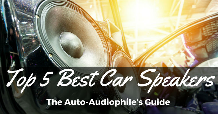 Top 5 Best Car Speakers-min