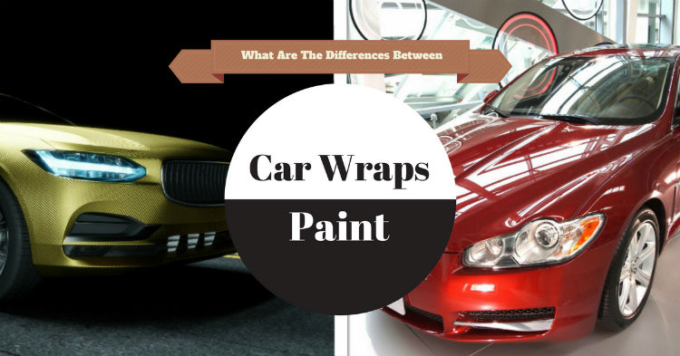 What Are The Differences Between Car Wraps vs Paint