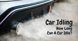 how long can a car idle
