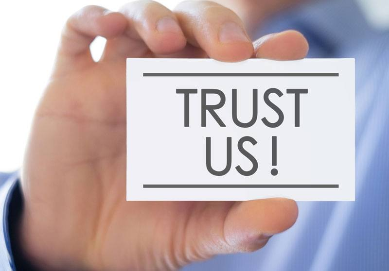 Why You Should Trust Us