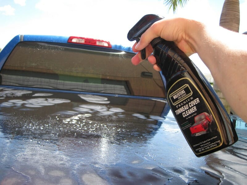Got all the items from the list, according to your type of the tonneau cover?