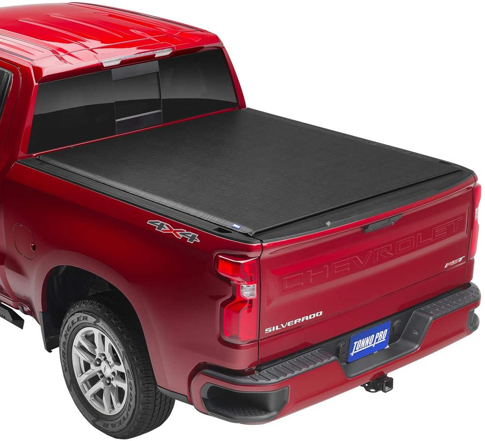 Tonno Pro Lo Roll, Soft Roll-up Truck Bed Tonneau Cover