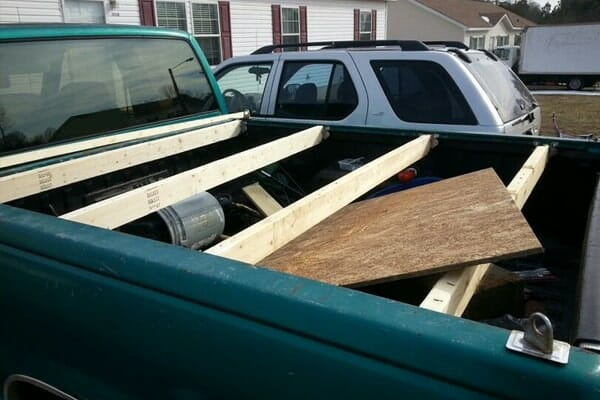 What Do You Need To Make A Wood Truck Bed Tonneau Cover?